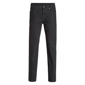 MAC Herren Jeans Arne Black Stretch Denim