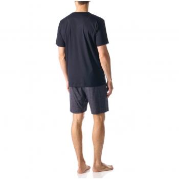 mey herren pyjama kurz siemers online shop. Black Bedroom Furniture Sets. Home Design Ideas