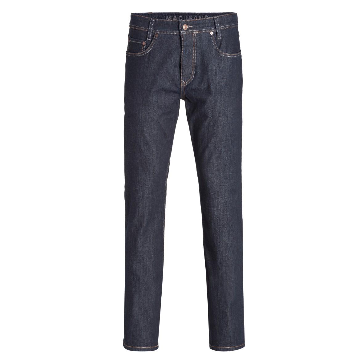 mac herren jeans arne dark blue siemers online shop. Black Bedroom Furniture Sets. Home Design Ideas