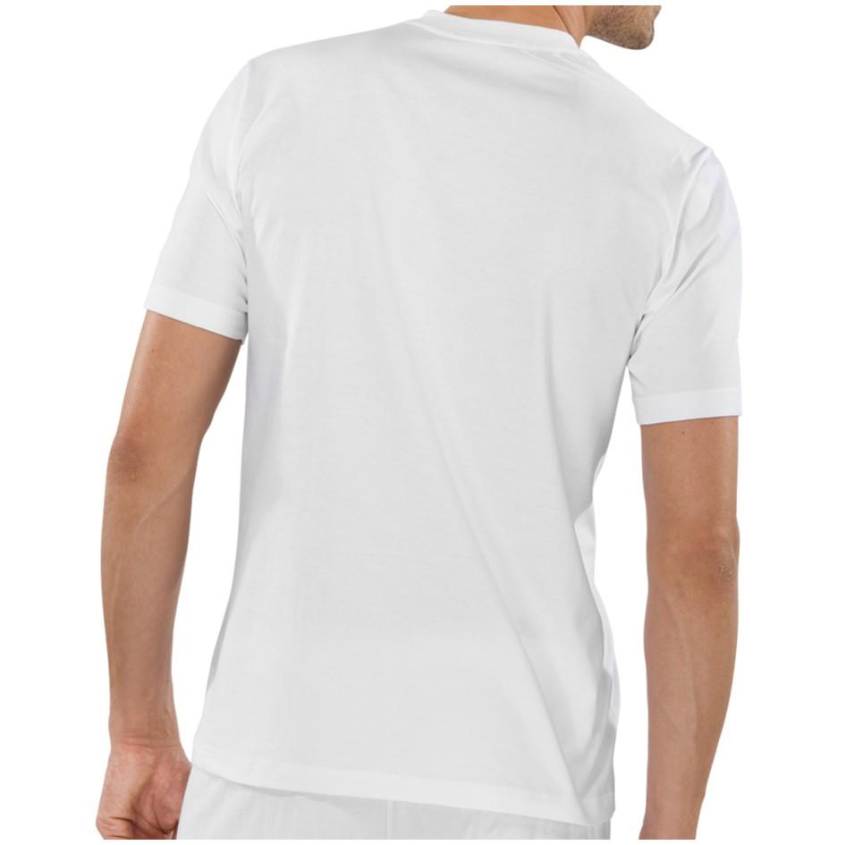 schiesser herren american t shirt 1 2 arm 2er pack. Black Bedroom Furniture Sets. Home Design Ideas
