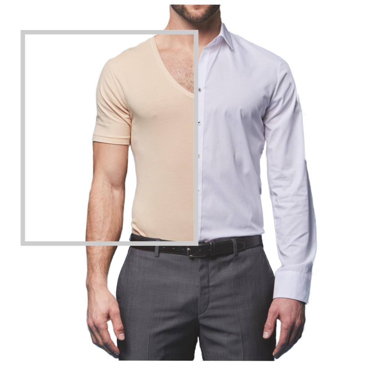 half off dd5cf 43cb2 Cito Herren Business-Shirt 1/2 Arm