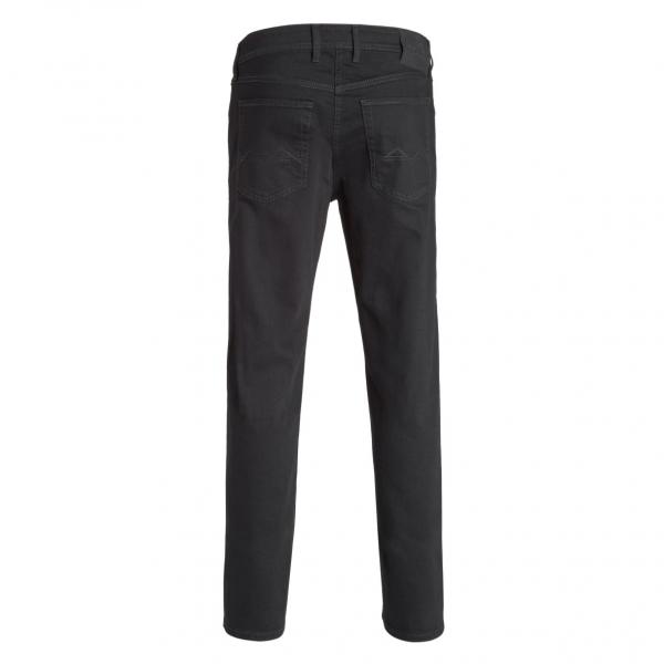 mac herren jeans arne black stretch denim siemers online shop. Black Bedroom Furniture Sets. Home Design Ideas