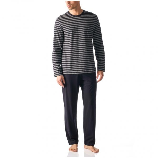 mey herren pyjama lang siemers online shop. Black Bedroom Furniture Sets. Home Design Ideas